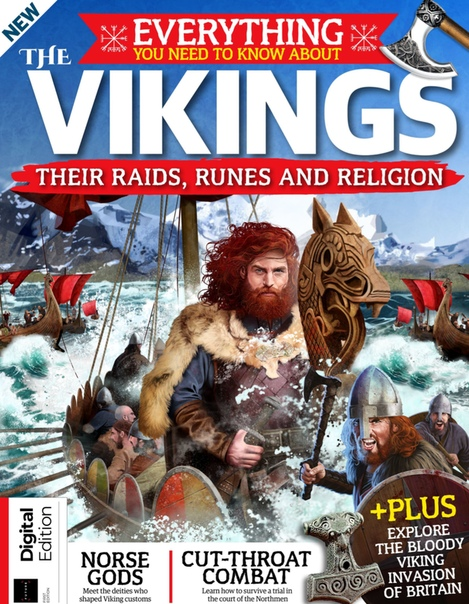 2020-06-22 Everything You Need To Know About... Vikings
