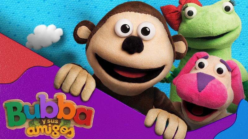 MIX 2 Videos enganchados Mono Bubba y sus amigos Videos infantiles