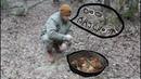 Ленивое блюдо в казане Курица с овощами в лесу быстро и вкусно а главное на много порций и не дорого