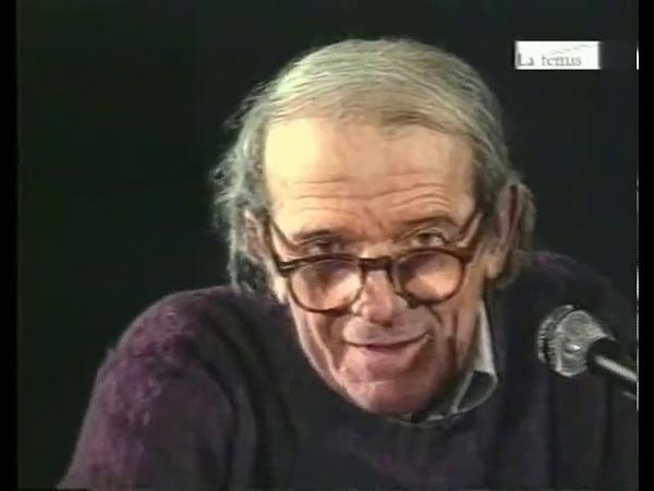 Жиль Делез Что такое акт творения 1987 Gilles Deleuze Quest ce que lacte de cre субтитры