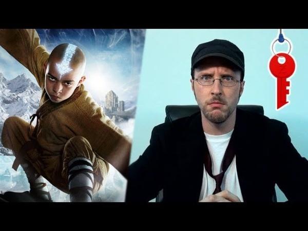 Nostalgia Critic The Last Airbender Повелитель стихий rus vo перезалив