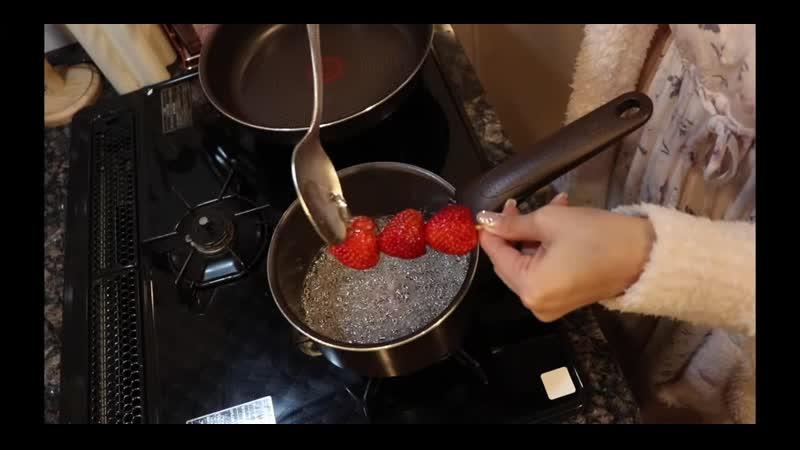 ゆあちゃんねる 三上悠亜オフィシャルYoutube ASMR フルーツ飴作ったらハプニング勃発。