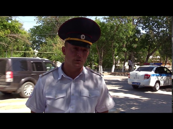 Черноморские госавтоинспекторы провели акцию Возьми ребенка за руку