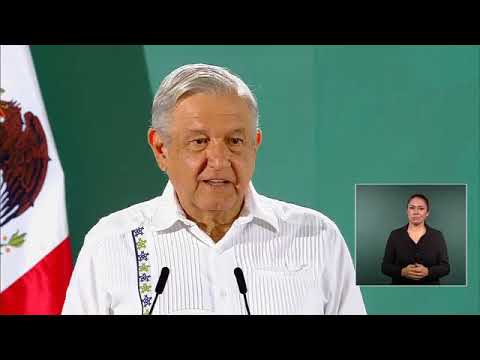 Mañanera Andr s Manuel López Obrador Martes 4 Agosto 2020 COVID19