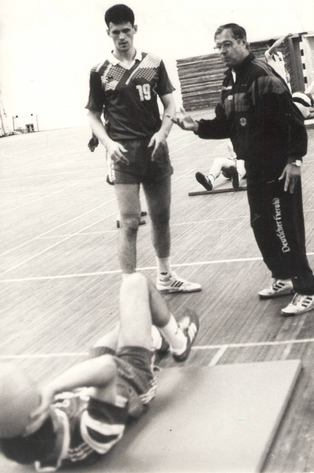 Фотоностальгия-4. Стайки — кузница славы. Мощь сборной СССР прирастала под Минском, изображение №5