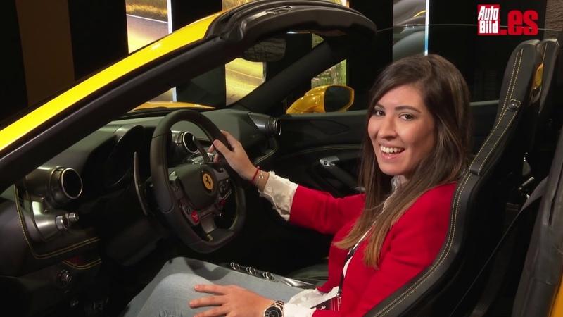Ferrari F8 Spider 2020 el destape más esperado del año
