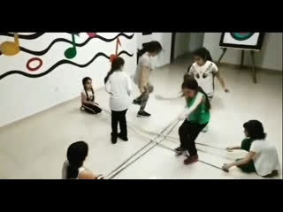 Упражнения, воспитывающие музыкально-ритмические чувства направлены на передачу в движении темпа