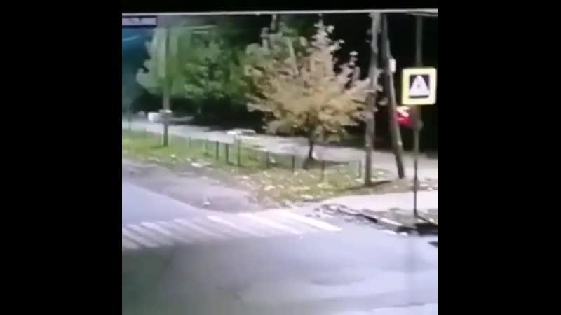 Приора сбила женщину в Батайске 15 11 20