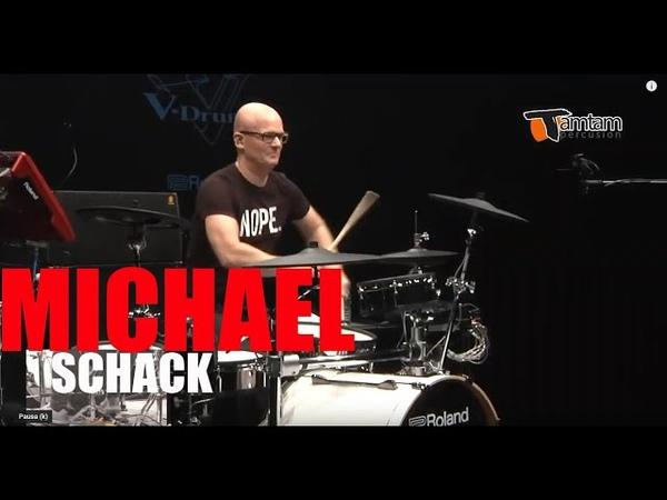 Michael Schack TamTam DrumFest Sevilla 2018 Roland Iberia