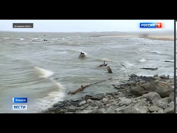 Со дна Новосибирского водохранилища подняли надгробный камень статского советника Николая Ларионова