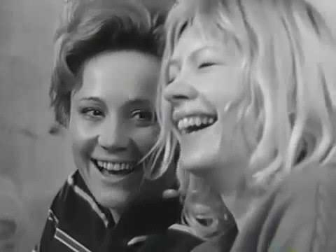 Фильм Ульрики Майнхоф Бамбула (Телеспектакль 1970) Bambule 1970 von Ulrike Meinhof