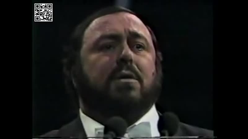 Luciano Pavarotti Ария Каварадосси E Lucevan Le Stelle Tos