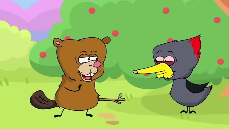 Мультфильм о том почему так важно ухаживать за норкой. - YouTube