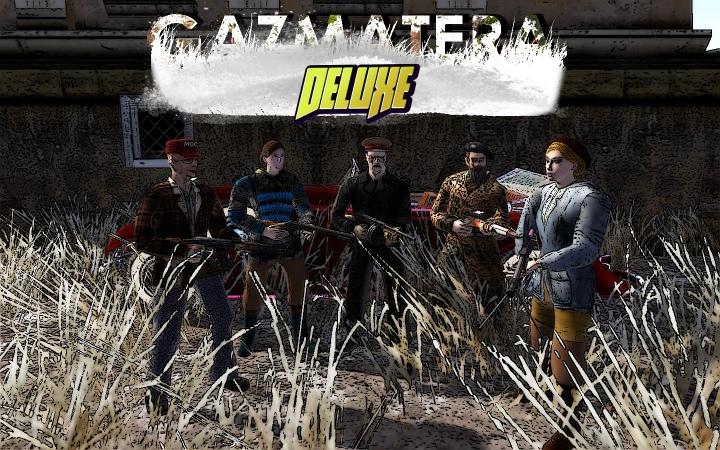 Скачать файл Gazmatera Deluxe (MOWAS2 RU)