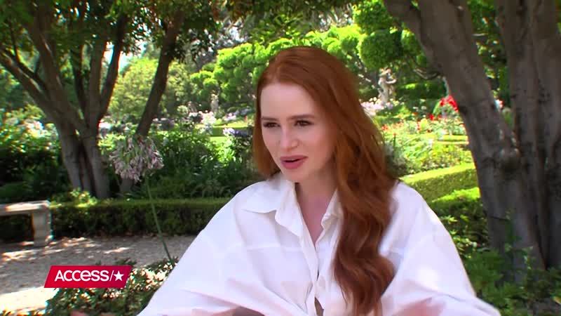 Madelaine Petsch Was Blown Away By Cole Sprouse And Lili Reinhart's Relationship Drama