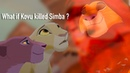 What if Kovu killed Simba? (Specially for 1K) FANMADE
