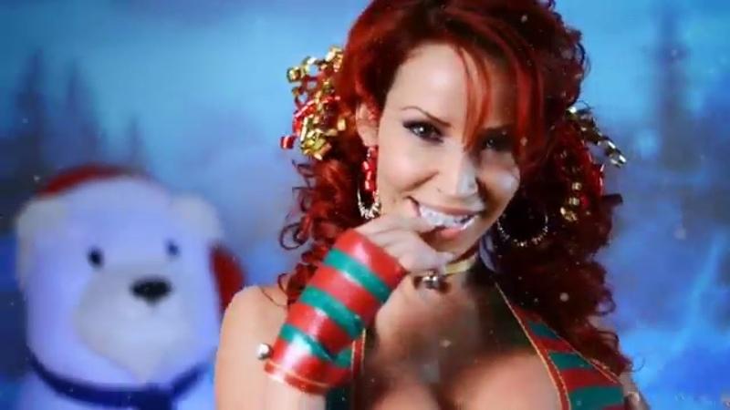 Bianca Beauchamp Праздничный фотосет