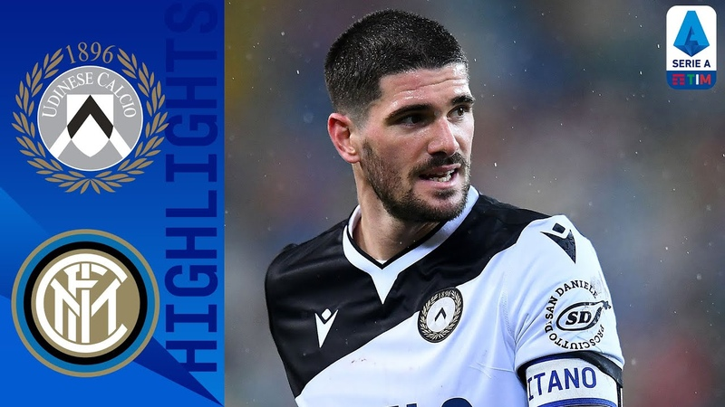 Udinese 0 0 Inter Title contenders Inter stalemate with Udinese Serie A TIM