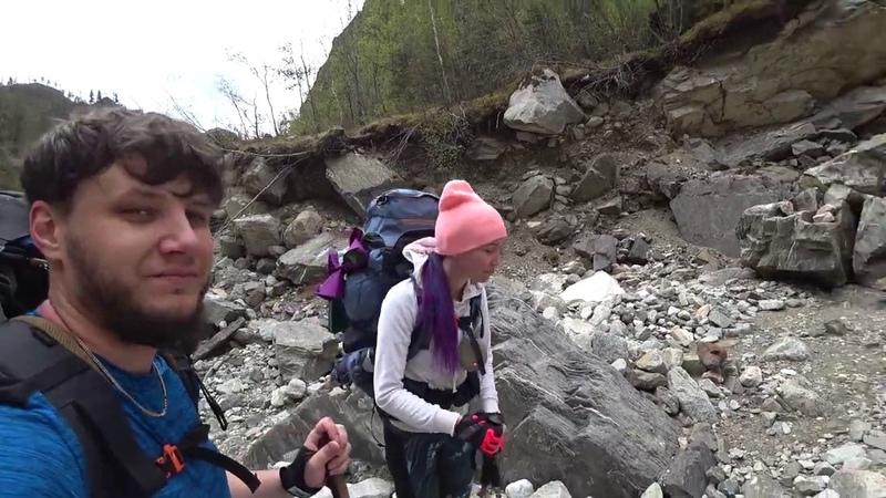 Поход за водопады Аршана