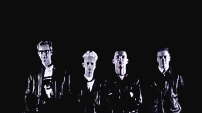 Depeche Mode Enjoy The Silence Official Music Video 16 9 HD