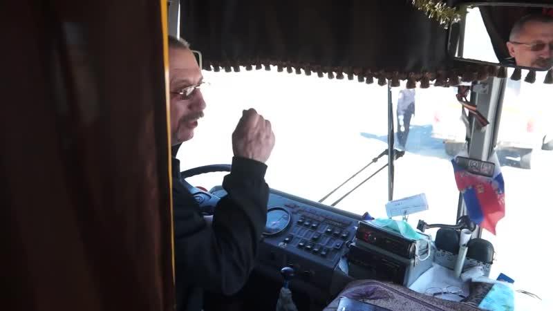 Автоинспекторы проверили как водители автобусов соблюдают правила перевозки людей