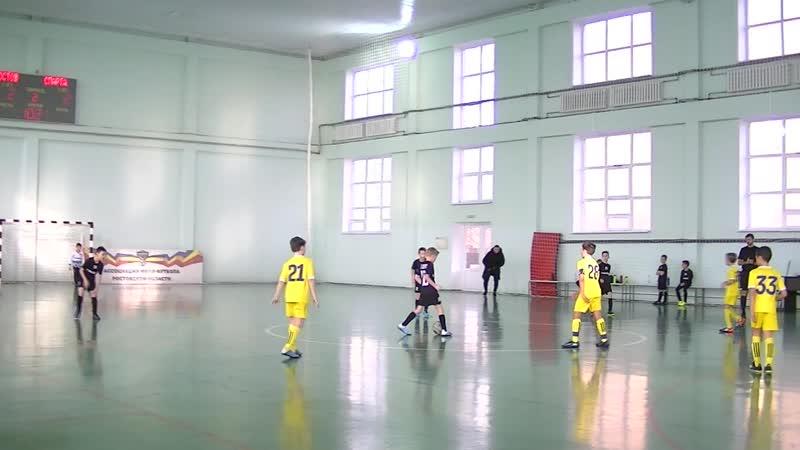 Спарта-Ростов 2010г.р. (15.02.2020)
