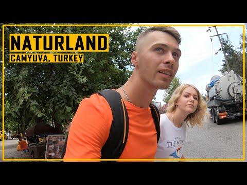 Заброшенный отель Naturland Чамьюва Турция