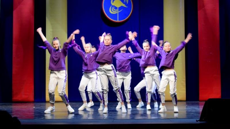 На одной волне Школа танцев Гран Па группа №3