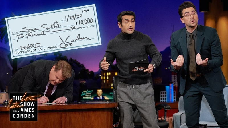$10,000 or We Dont Chat Kumail Nanjini Dan Levy Have Demands