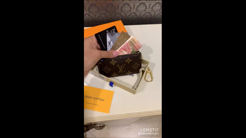 Ключница 🌸 key pouch 🌺 ВЕШЬ
