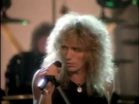 Whitesnake The Deeper the Love Official Music Video