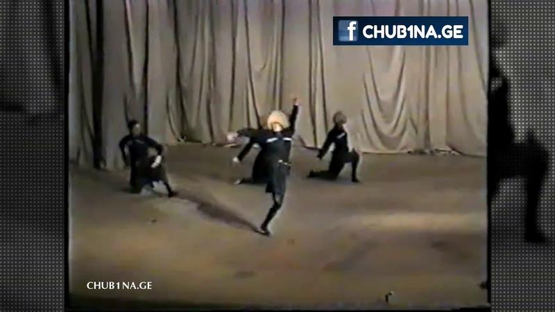 ✔ ქუთაისის სახელმწიფო ანსამბლისა და სუხიშვილების ყოფილი მოცეკვავე დათო სვანაძე Dato Svanadze