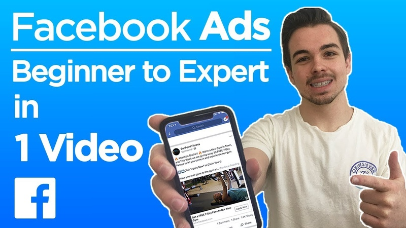 Facebook Ads Beginner to Expert in 1 Video How to Create Facebook Ads in 2019
