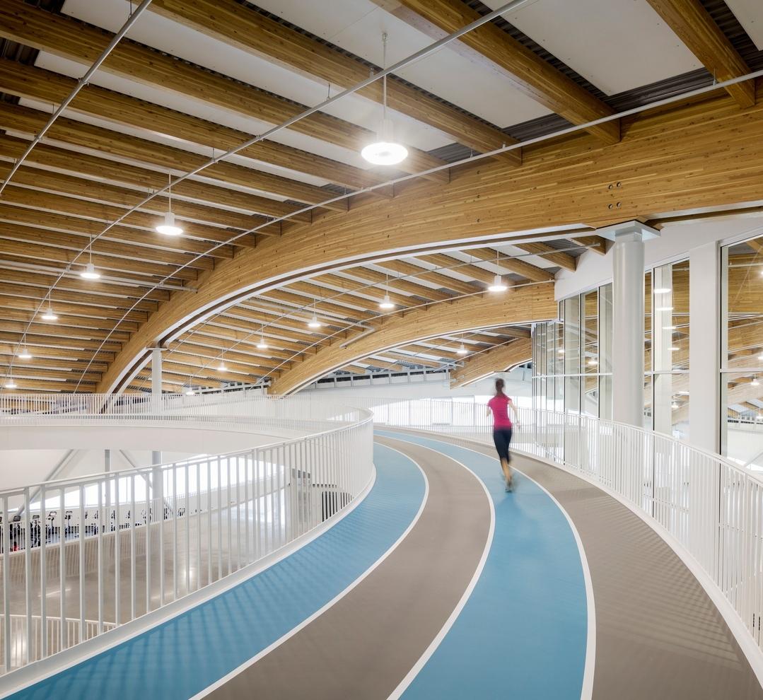 Оздоровительный комплекс Shane Homes YMCA