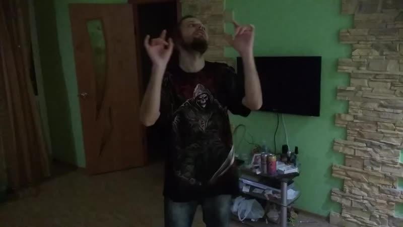 Spaun The Evil Monster Адская скотобойня Video Deathcore 2021