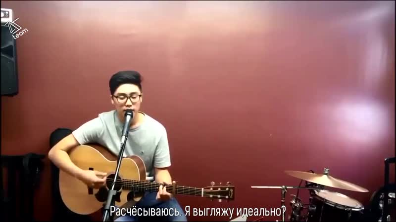 [FSG SZ TEAM] Jacob – Who You Are (Jessie J Cover) [рус.саб]