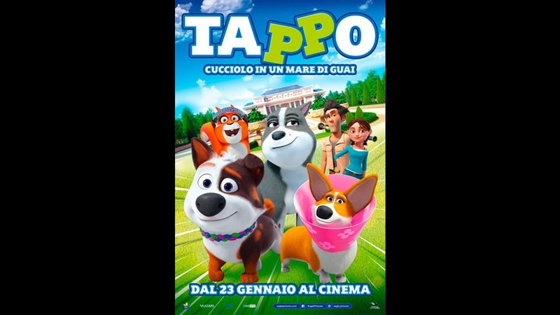 Tappo - Cucciolo in un mare di guai (2019) Guarda Streaming ITA