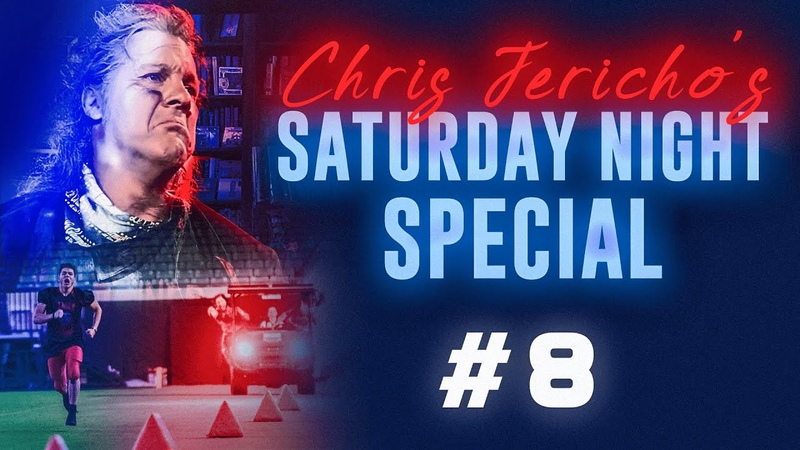 Chris Jericho's Saturday Night Special 8 Shooting On The Stadium Stampede