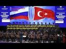 Rus Kızıl Ordu korosu, korona virüsle mücadelede Türkiye'ye destek için Mehter Marşını seslendirdi.