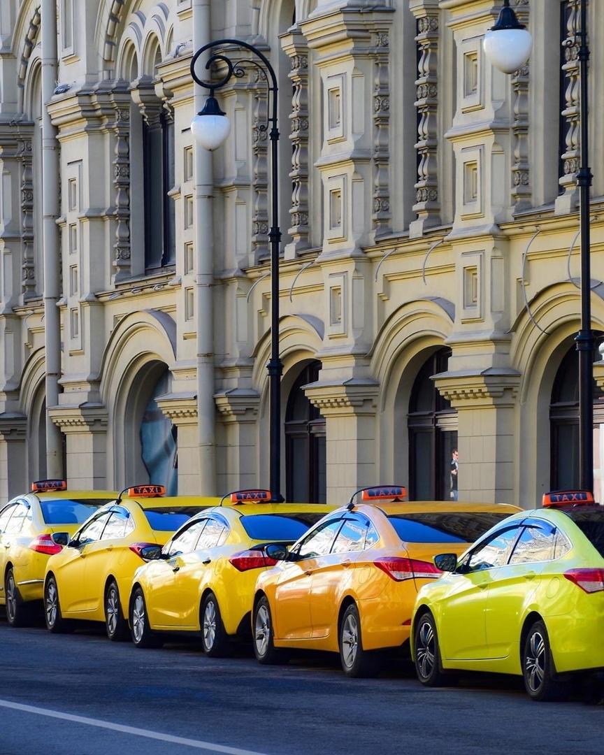 Московские таксисты высаживают пассажиров из-за низких цен #новости@mosc1