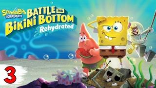 СЕНДИ - БЕЛКА КАРАТИСТ ► SpongeBob: Battle for Bikini Bottom #3