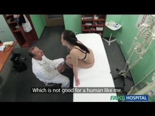 [Fake Hospital] Krystina Cerna [ минет teans медсестра красивые выебал молоденькие ебет секс доктор шлюха]