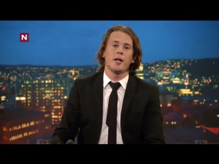 """Ylvis поют """"Only You"""" под гелием"""