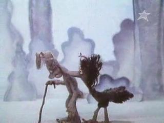 """""""Влюбчивая ворона""""   Союзмультфильм, 1988 г. Советский мультфильм для детей.Смотреть онлайн"""