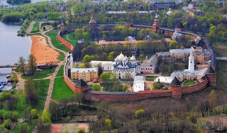 Достопримечательности России: памятные уголки необъятных просторов, изображение №6