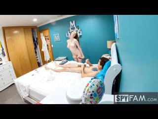 [SpyFam] Hazel Moore - Stepsis Seduction On 4th Of July NewPorn2019