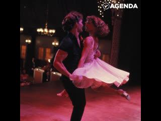Дженнифер Грей & Патрик Суэйзи в к/ф Грязные танцы