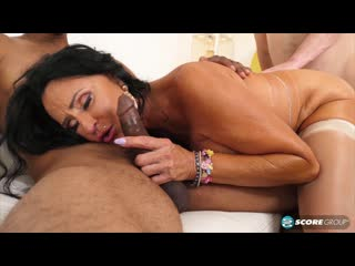 Rita Daniels [Foursome, Blowjob, Titsjob, Anal, DP, Big Tits, Cum Shot]