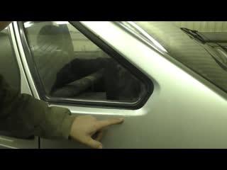 Как самому убрать рыжики с кузова авто за 5 минут