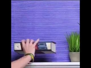 Интересные идеи по отделке стен